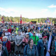 Renginių organizatoriai pikti: Šeimų maršui leista vykti, o kitiems – ribojimai