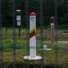 Tvoros statyba pasienyje su Baltarusija pripažinta valstybinės svarbos projektu