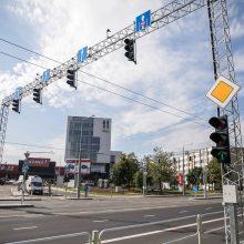 Planuojama tvarkyti Kareivių gatvę – diegs šviesoforus su laikmačiu