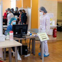 Panevėžyje pradeda veikti informacinė vakcinacijos linija