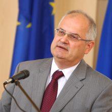 Pranešėjos statusą gavusi VGTU leidyklos vadovė traukiasi dėl spaudimo