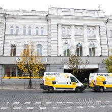 Baigiasi Vilniaus centrinio pašto aukcionas: pradinė kaina – 10 mln. eurų