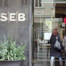 Šeštadienį ryte – galimi sutrikimai naudojantis SEB banko paslaugomis