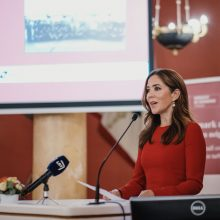 Danijos kronprincesė: Lietuvą ir Daniją sieja stiprus ryšys ir abipusė pagarba