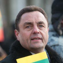 P. Gražulis: galiu pasakyti taip – eisiu antrą kartą sėst už Lietuvą