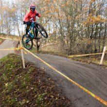 Jonavoje atidarytas profesionalus kalnų dviračių parkas