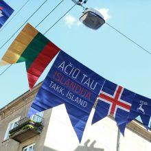 Seimo rezoliucija siūloma padėkoti Islandijai
