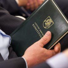 Seime prasideda pasaulio lietuvių teisininkų kongresas
