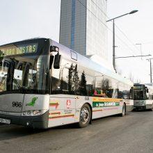 Nerado sutarimo su valdžia: Vilniaus viešojo transporto darbuotojai ruošiasi streikui