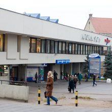 Sukirto rankomis su R. Šimašiumi: Vilniaus autobusų stotis nebus iškelta