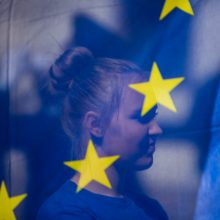 """""""Eurobarometras"""": labiausiai Europos Sąjunga pasitiki lietuviai"""