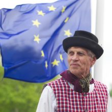 Eurobarometras: Lietuvoje – didžiausias pasitikėjimas Europos Sąjunga