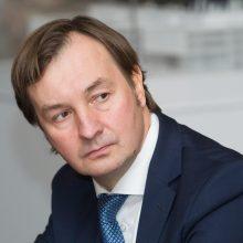 Vilniaus universiteto rektoriumi išrinktas istorikas R. Petrauskas