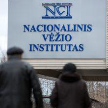 Ieškoma kelių VU tapti Nacionalinio vėžio instituto dalininku