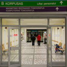 Atmetus du kandidatus, vėl ieškoma vadovo Lazdynų ligoninei