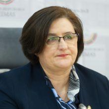 L. Graužinienė paskelbė grįžtanti į politiką: išsikėlė kandidate į Seimą