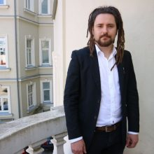 "Vilniaus teatrui ""Lėlė"" vadovaus V. Juškėnas"