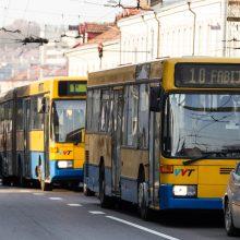Vilniaus valdžia suka galvą, kaip atnaujinti viešąjį transportą