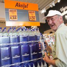 Išgėrė mažiau: vienam lietuviui pernai teko 11,2 litro alkoholio