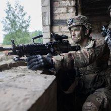 Statyti tris karinius miestelius nori ir Lietuvos, ir užsienio bendrovės
