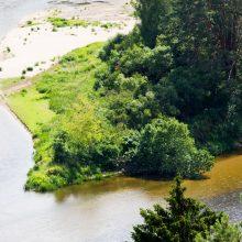 Lietuvos upės dar jaučia sausros padarinius