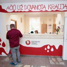 SAM ieško naujo Nacionalinio kraujo centro direktoriaus