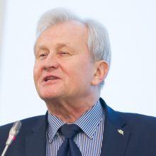 Į Antikorupcijos komisijos pirmininkus liberalai siūlo K. Glavecką