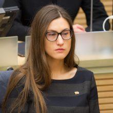 Siūlo leisti kandidatuoti į Seimą jau nuo 18 metų