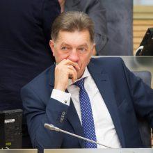 """A. Butkevičius paliks """"socialdarbiečius"""": nenoriu sietis su ta partija"""