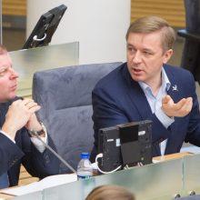 S. Skvernelis ir R. Karbauskis nemato grėsmių Seimo rinkimų organizavimui