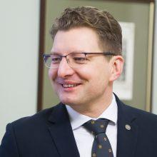 D. Radzevičius: žala dėl ištrinto Vyriausybės įrašo yra visuomenei