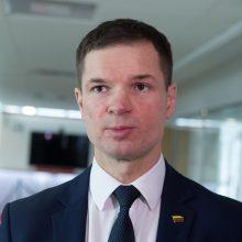 Seimo vicepirmininkas P. Saudargas išvyksta vizito į Rytų Ukrainą