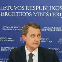 Energetikos ministras: Rygos sprendimai dėl Astravo nebuvo netikėti