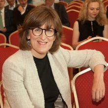 VPT į Registrų centrą keičianti D. Vilytė nori labiau kūrybinės veiklos