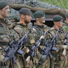 Rusijos ginkluotės kontrolės inspektoriai atlieka vertinamąjį vizitą Klaipėdoje