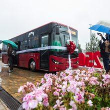 Vilnius už 19 mln. eurų perka 50 naujų autobusų