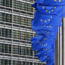 """ES žada visą įmanomą pagalbą savo narėms """"Brexit"""" be sutarties atveju"""