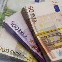 Eurogrupė susitarė dėl 500 mlrd. eurų paramos ES ekonomikai dėl pandemijos planui