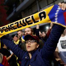 Žada pagalbą Venesuelos lietuviams, norintiems atvykti į Lietuvą