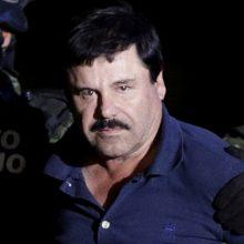 """Narkotikų baronas """"El Chapo"""" apsvaigindavo ir žagindavo nepilnametes"""