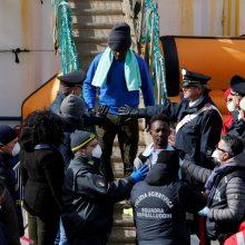 Pabėgėlių agentūra sveikina Lietuvos sprendimą priimti pabėgėlius