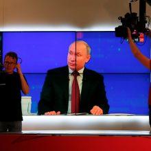 Komisija sprendžia, ar uždrausti Lietuvoje Rusijos kanalą RT