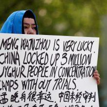 Kinijai skaldant Europą, Lietuva – tarp šalių, pasmerkusių Pekiną