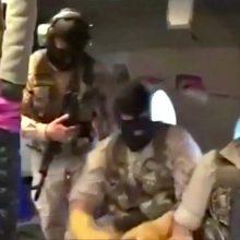 """Iranas: sulaikyto laivo likimas priklausys nuo įgulos """"bendradarbiavimo"""""""