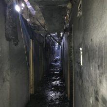 Viešbutyje Odesoje kilo didžiulis gaisras: aukų daugėja