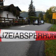 Siaubas Austrijoje: jaunas vyras išžudė visą buvusios merginos šeimą