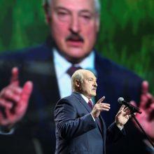 Seimo nariai A. Lukašenkos pareiškimą vadina tik gąsdinimu