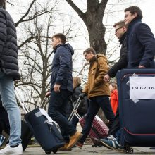 Jau dvyliktas mėnuo iš eilės, kai imigracija į Lietuvą viršija emigraciją