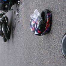 Pakeistas nuosprendis avarijoje motociklininką pražudžiusiam senoliui