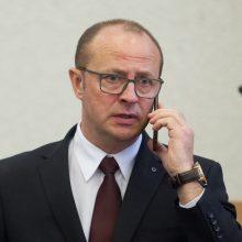 R. Malinauskas savivaldybės renginyje propagavo savo judėjimą